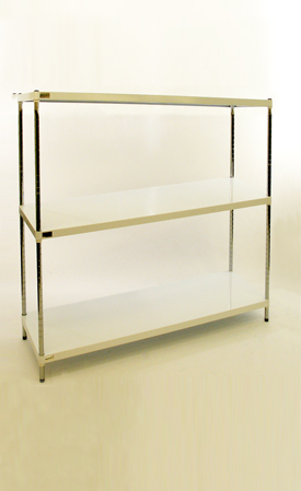Solid Epoxy 3 Tier Starter Rack